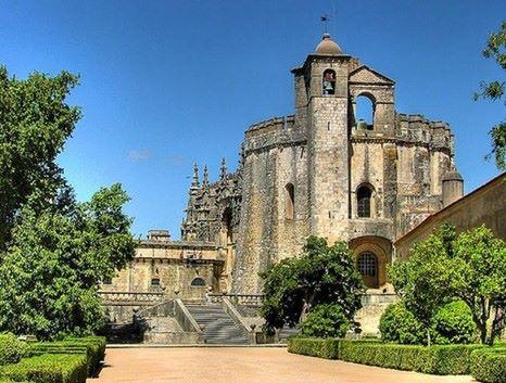 Convento de Cristo in 3D