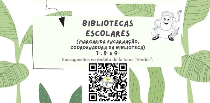 A Biblioteca Escolar no Green Festival