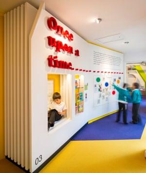 Bibliotecas escolares inspiradoras- galeria